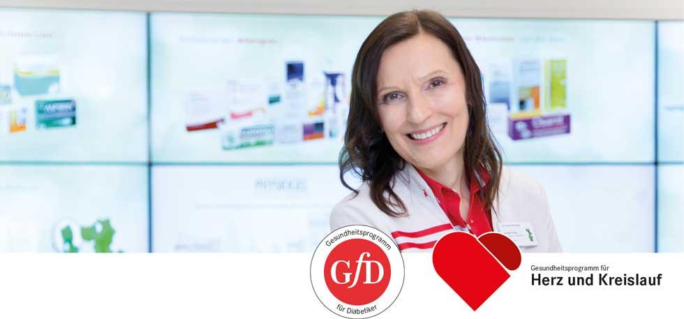Annegret Koglin - Gesundheitspgrogramm für Diabetiker & Gesundheitsprogramm für Herz und Kreislauf