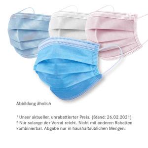 10 x Mund-Nasen-Schutz für Kinder nur 2,49 €²